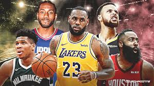 Top 10 NBA Players in the 2019-2020 Season: