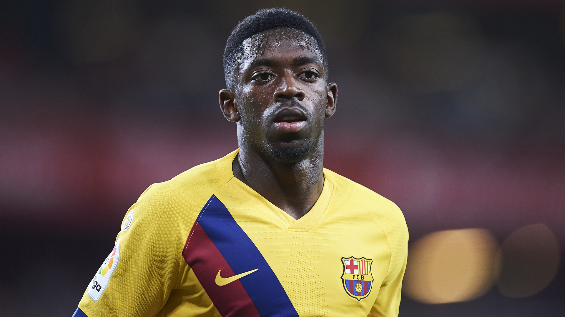 Ousmane Dembele On Manchester United Radar