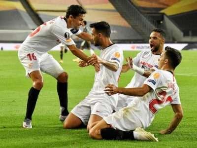 100% sure betting odd as Sevilla face Inter Milan