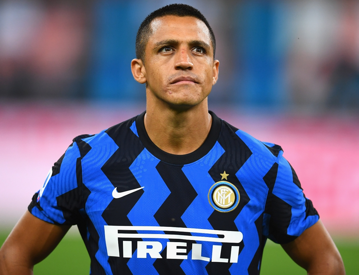 EARLIER: Alexis Sanchez Joins Inter Milan On A Free Transfer