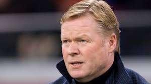Barcelona Picks Ronald Koeman As Manager