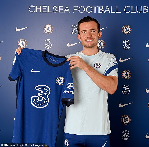 Chelsea complete £50m signing of Chilwell from Leicester