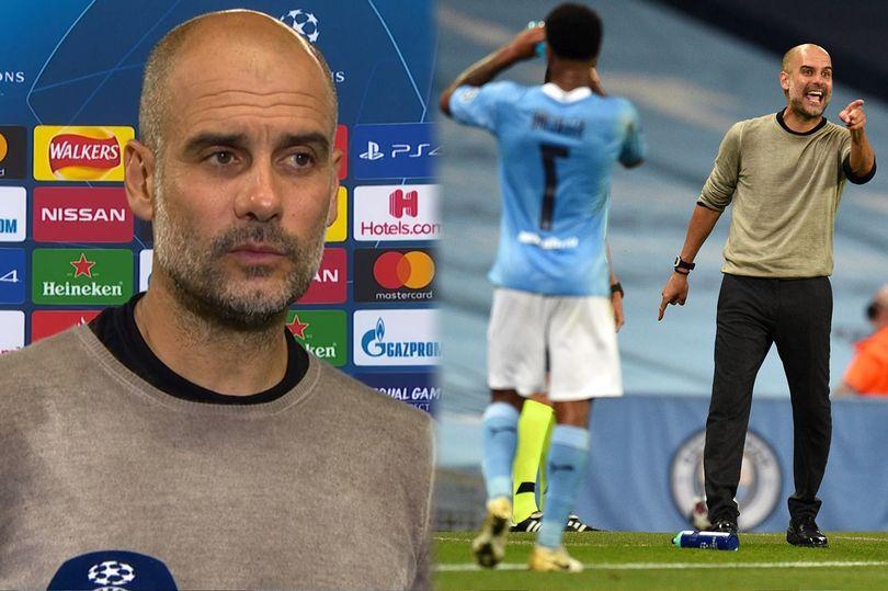 Guardiola names his only mistake vs Real Madrid