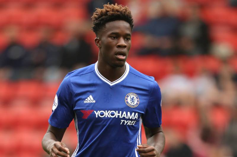 Nigerian forward joins top Belgian club from Chelsea