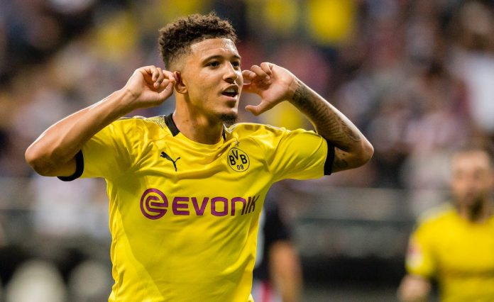 Jadon Sancho talks on move bits of gossip and conceivable Man United switch