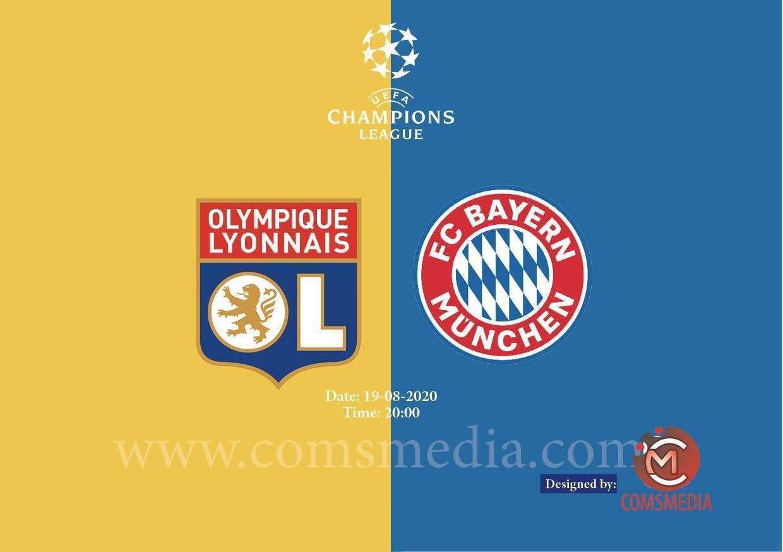 100% sure betting odd as Lyon face Bayer Munich