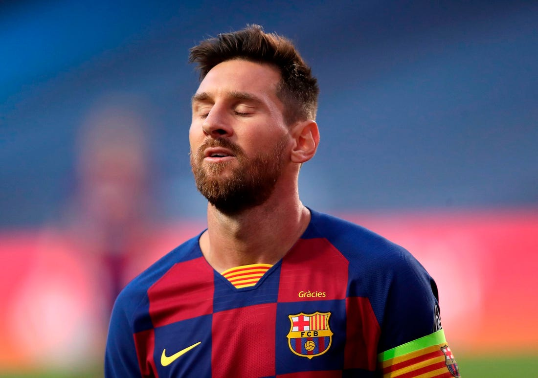 Messi want to exist Barca