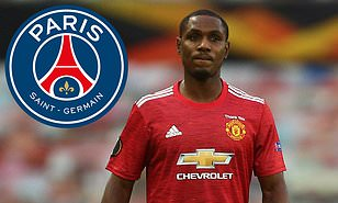 PSG is about to swap Ighalo
