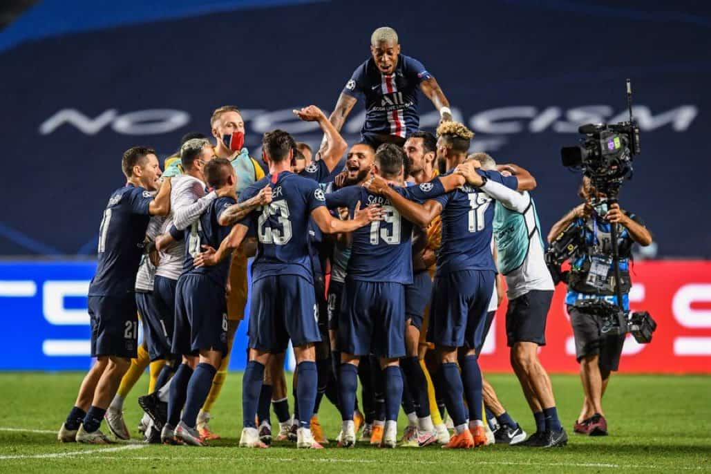 PSG beat RB Leipzig to reach first UCL final