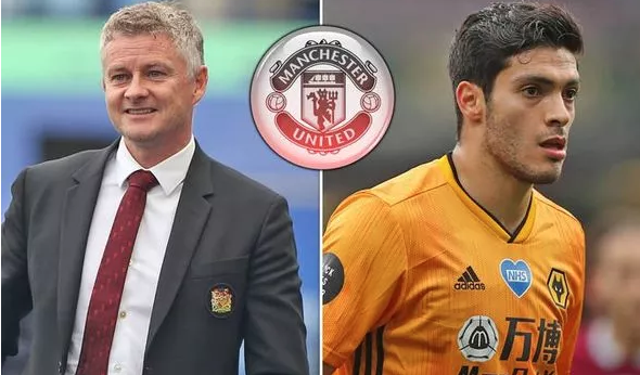 Solskjaer has already signed his own Raul Jimenez
