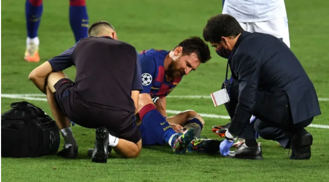 Messi Expected to Be Fit for Bayern Munich Clash