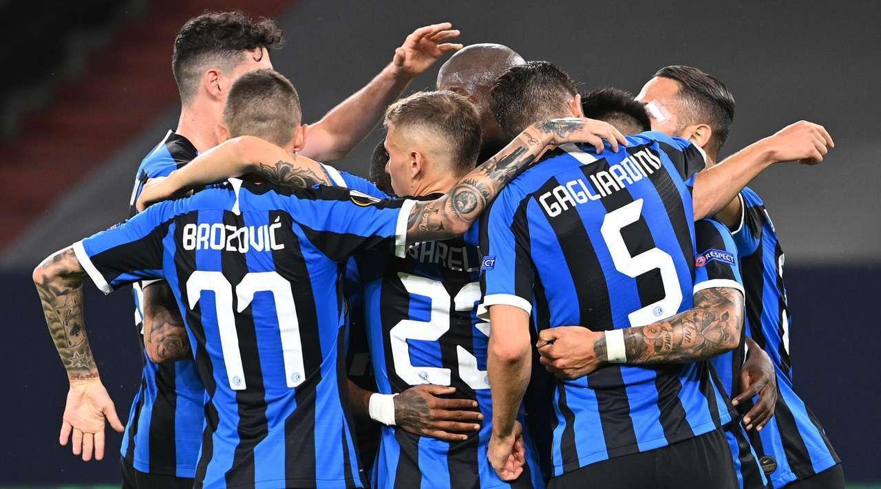 First half result and detail between Inter vs Getafe