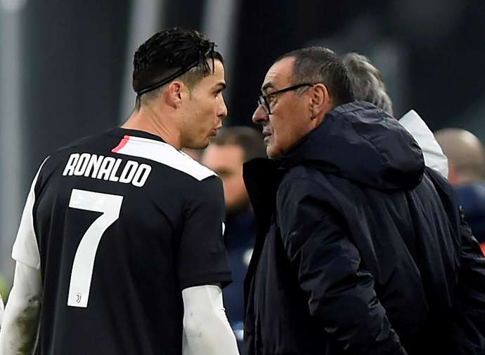 Reason behind Juventus coach sack after exist Champions League 2019/2020