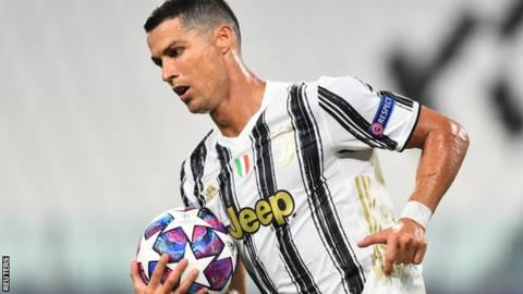 Here's how Ronaldo's move to Barcelona will help Juve reduce their cost