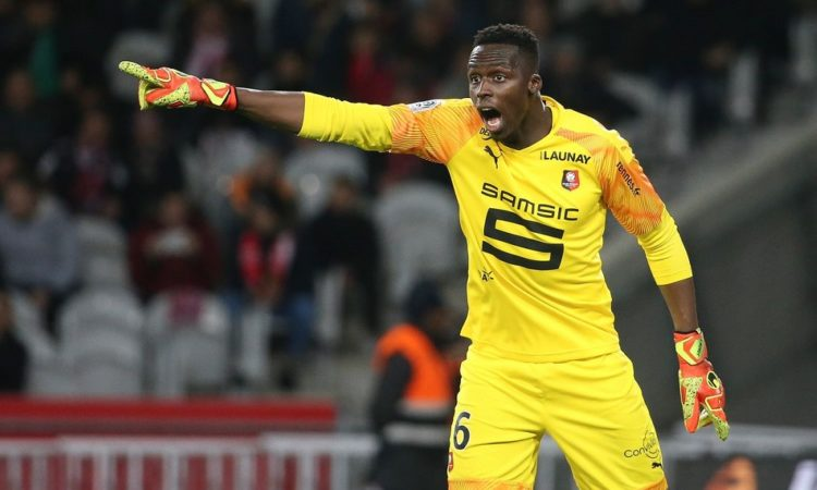 Lampard also eyeing Edouard Mendy