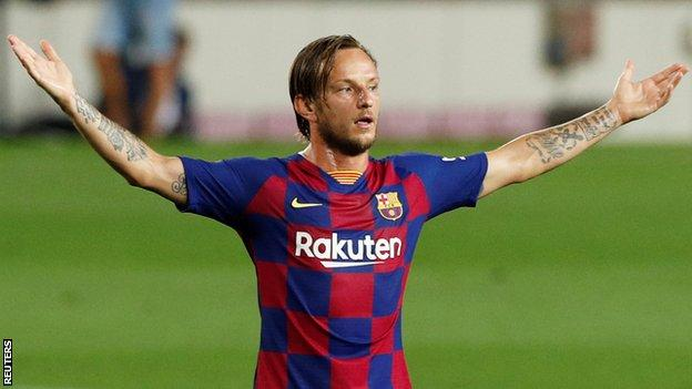 Ivan Rakitic move to Sevilla