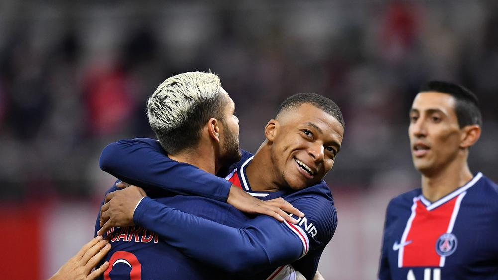 Icardi score twice to secure 3 point for PSG