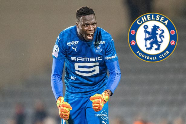 Frank Lampard makes Edouard Mendy No 1 decision and Kepa transfer call