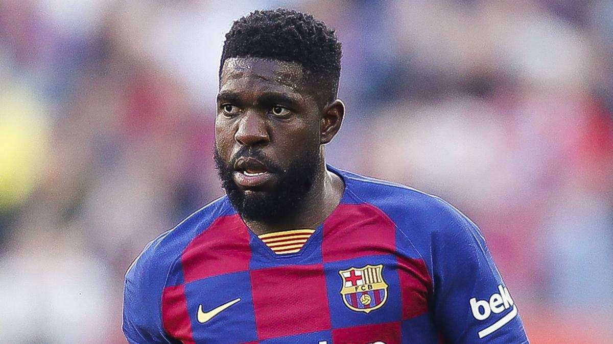 Lyon open Samuel Umtiti talks with Barcelona