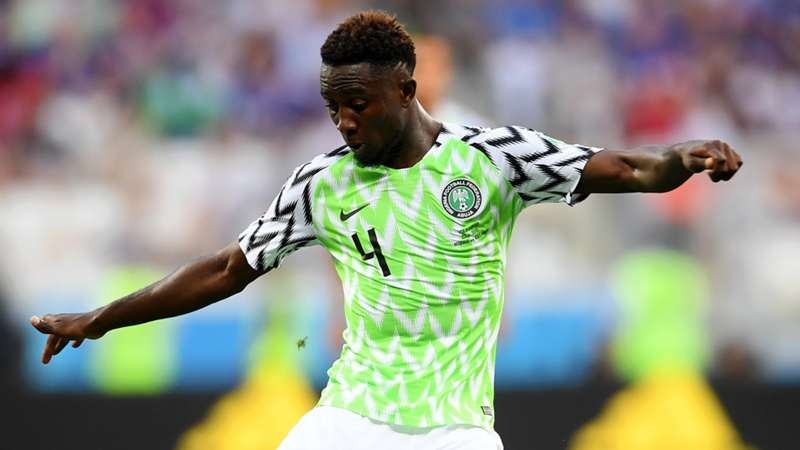 Ndidi has withdrawn from next month's games against Ivory Coast and Tunisia