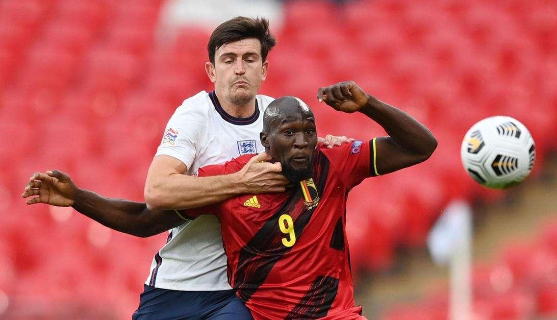England beat Belgium