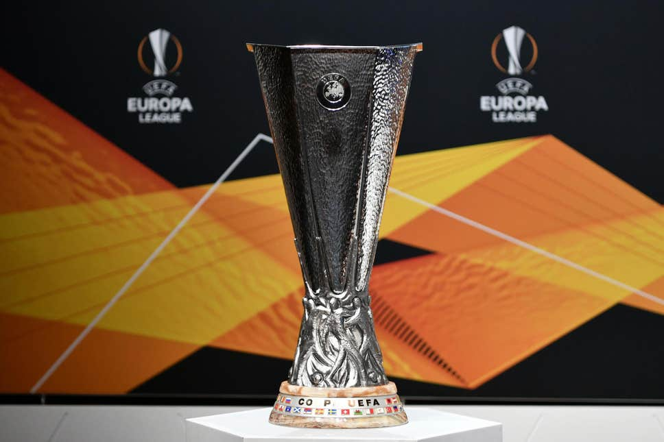 Europa League draw in full
