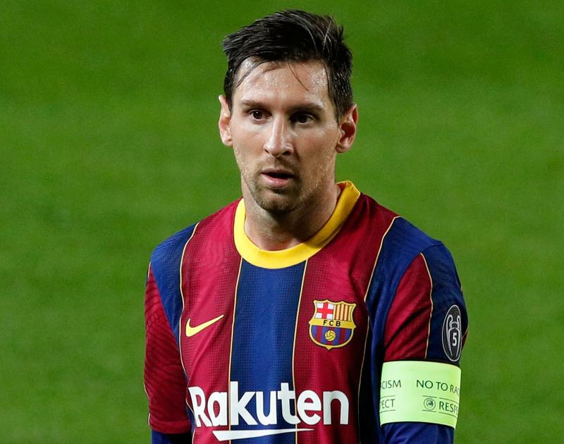 Messi sets another record in Barca