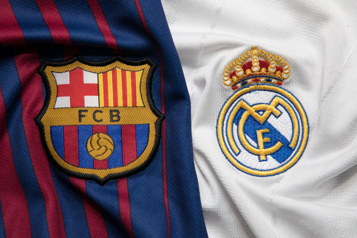 Barcelona, Real Madrid enter fan-less 'Clasico' a defeat away from another crisis