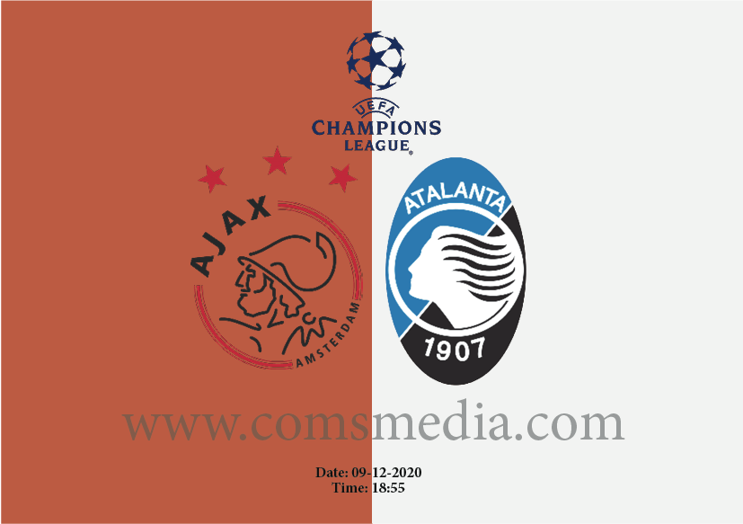 Ajax vs Atalanta match tips and line-up
