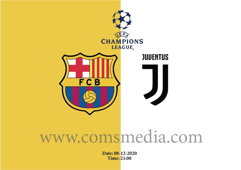 Barcelona vs Juventus match tip & line-up