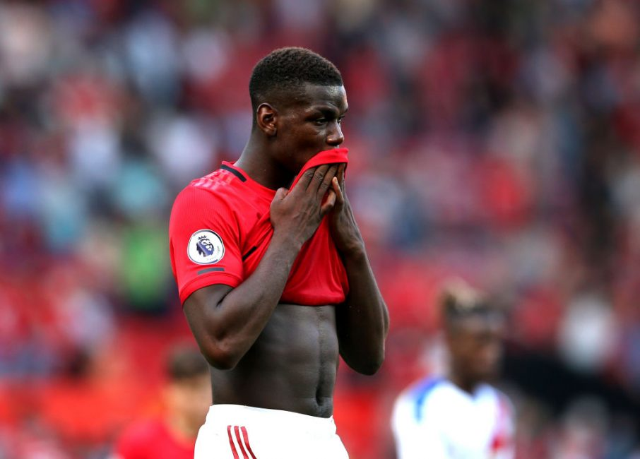 Paul Pogba time at Manchester United is over - Mino Raiola