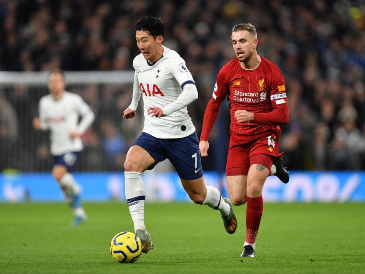 Liverpool vs Tottenham match tips & line-up