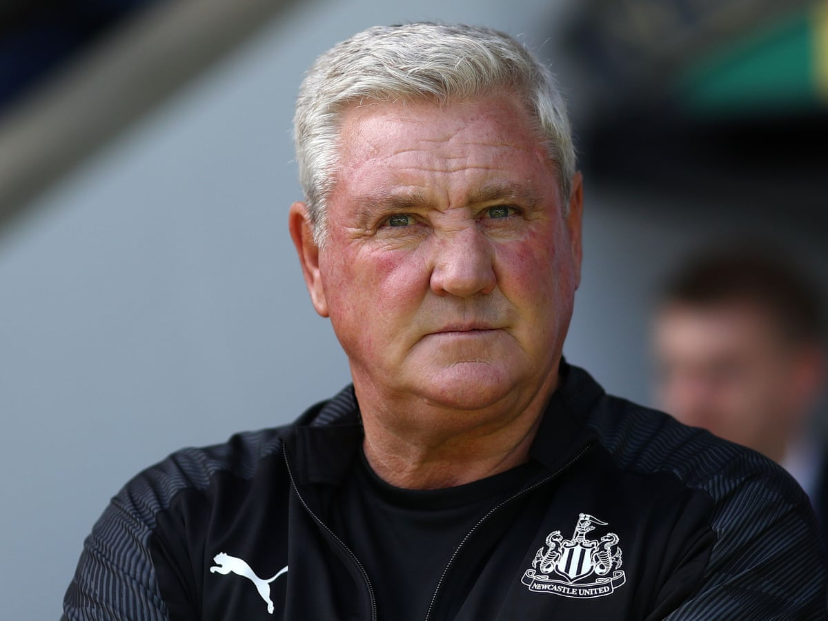 Steve Bruce has uncovered his anxiety