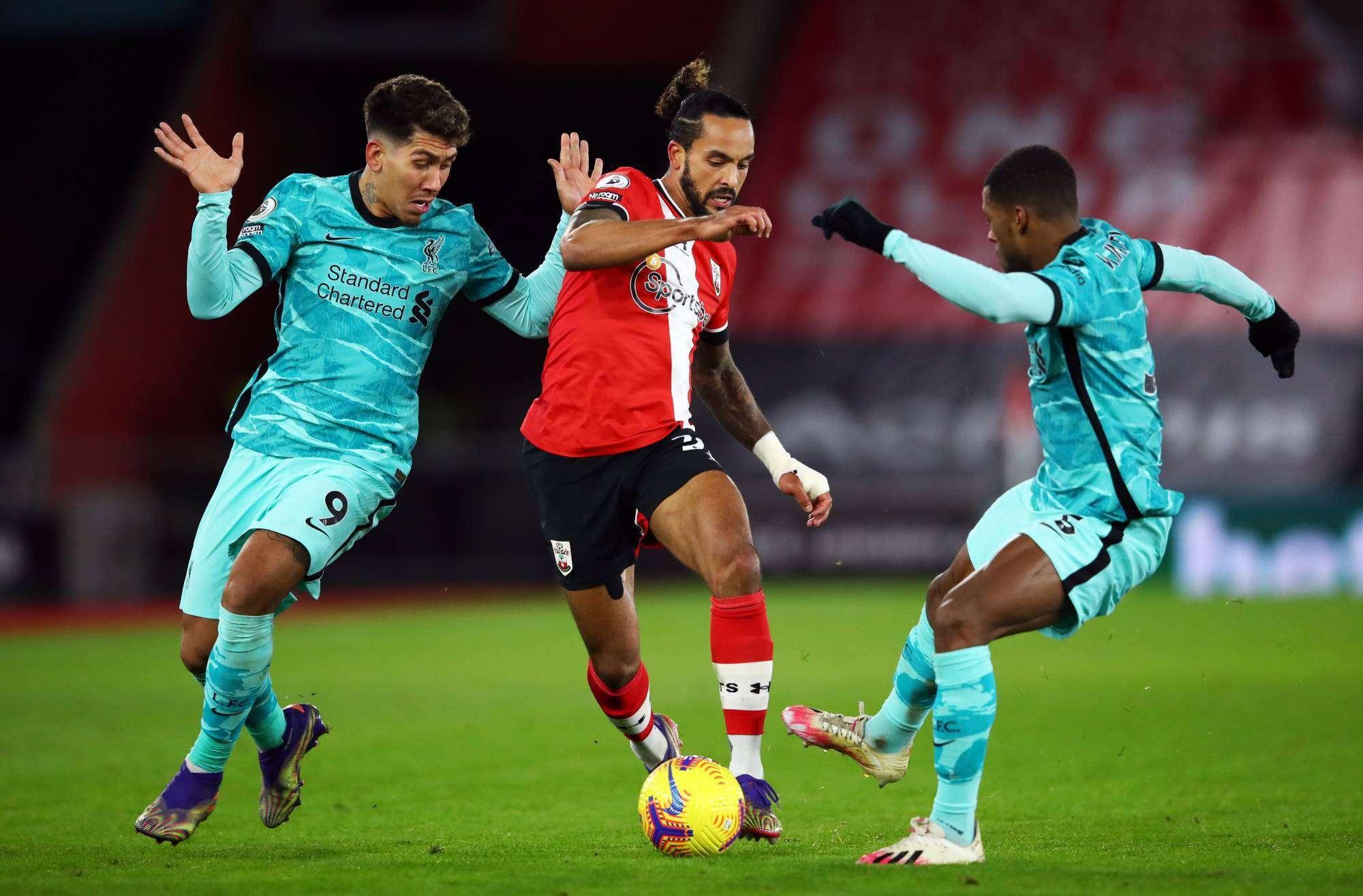 Southampton defeat Liverpool