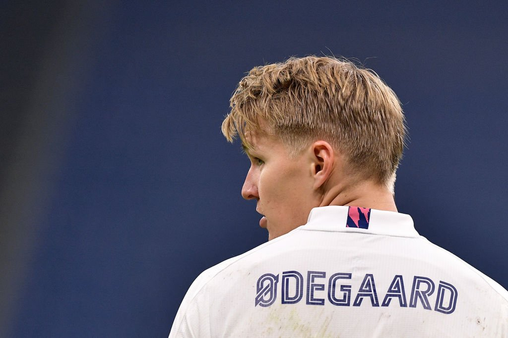 Madrid fans react as Odegaard reportedly looks set to join arsenal