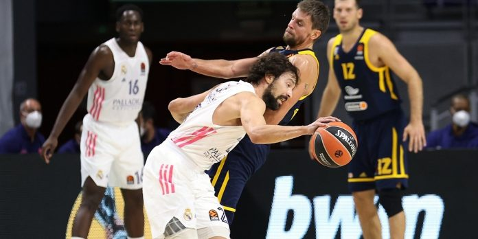 Madrid to likely miss Sergio Llull for several games