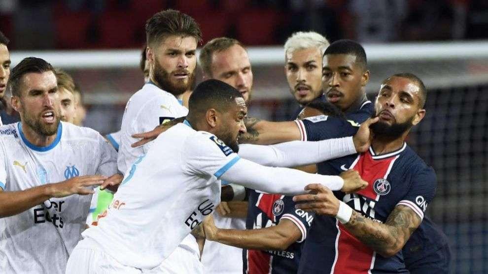 PSG vs Marseille,match tips & line-up