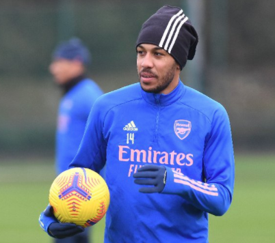 Aubameyang will not be available against Southampton