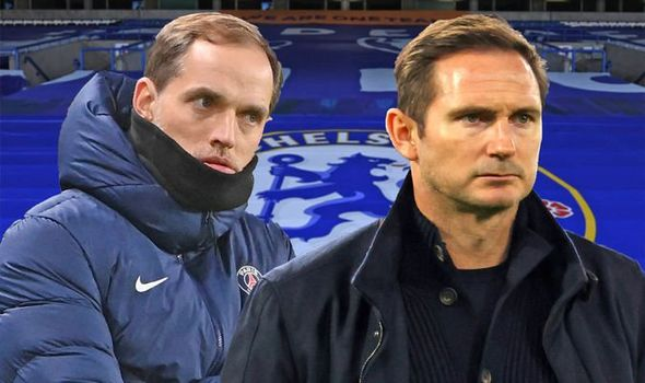 Roman Abramovich lines up Thomas Tuchel to replace Frank Lampard