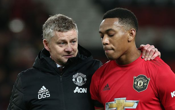 Fletcher has already made feelings clear on Anthony Martial