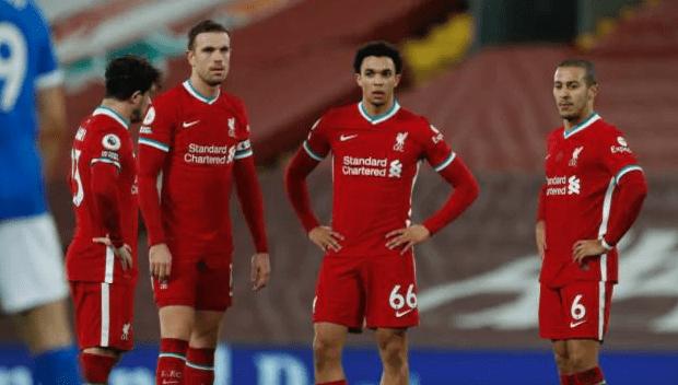 Brighton deny Liverpool 3point