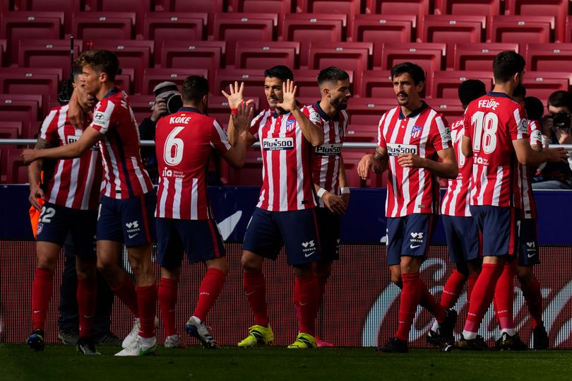 Atletico Madrid squad revealed for Chelsea clash
