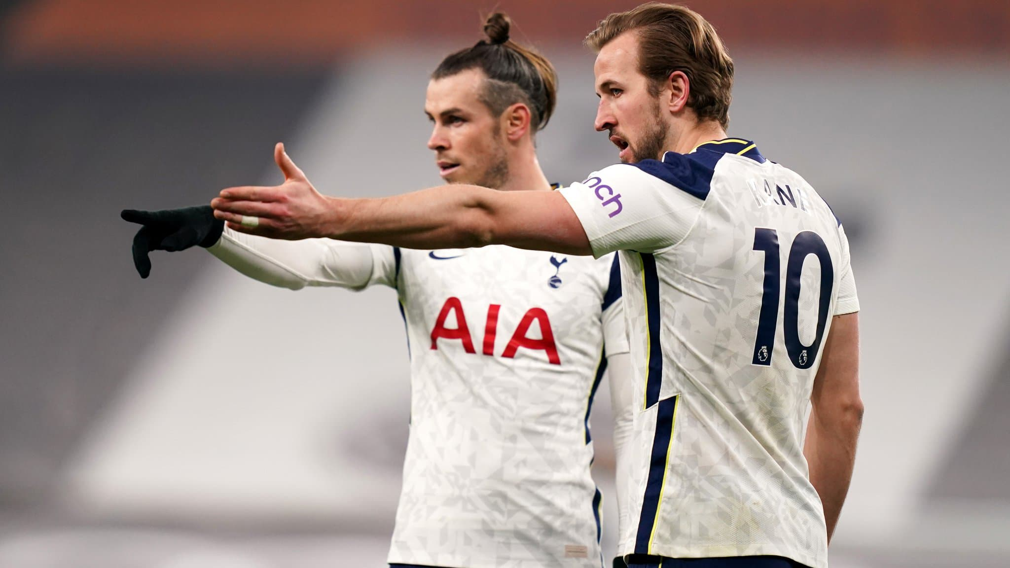 Gareth Bale & Harry Kane double up - Premier League team of the week
