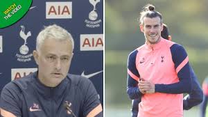 Mourinho hails Gareth Bale's defensive work