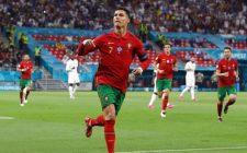 Cristiano Ronaldo penalties help Portugal into Round of 16