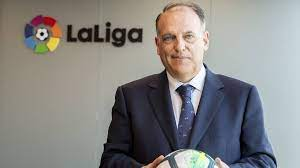 Javier Tebas reveals Barcelona's financial difficulties