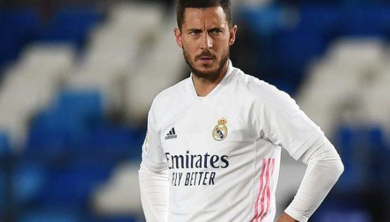 Eden Hazard transfer' to end Real Madrid nightmare