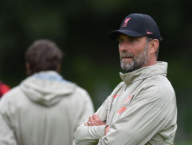 Liverpool coach blown away by goal in Liverpool training