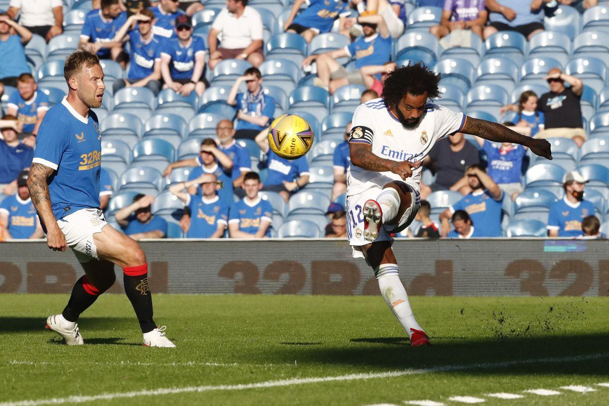 Rangers defeat Real Madrid