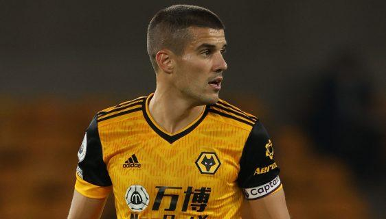 Conor Coady about to move to Tottenham